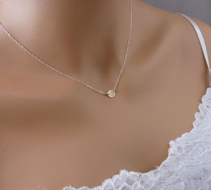 initial necklace 187 gosia meyer jewelry