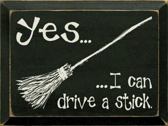 Drive-a-Stick