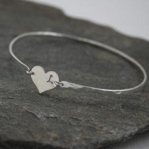 heart_bracelet_personalized_initial