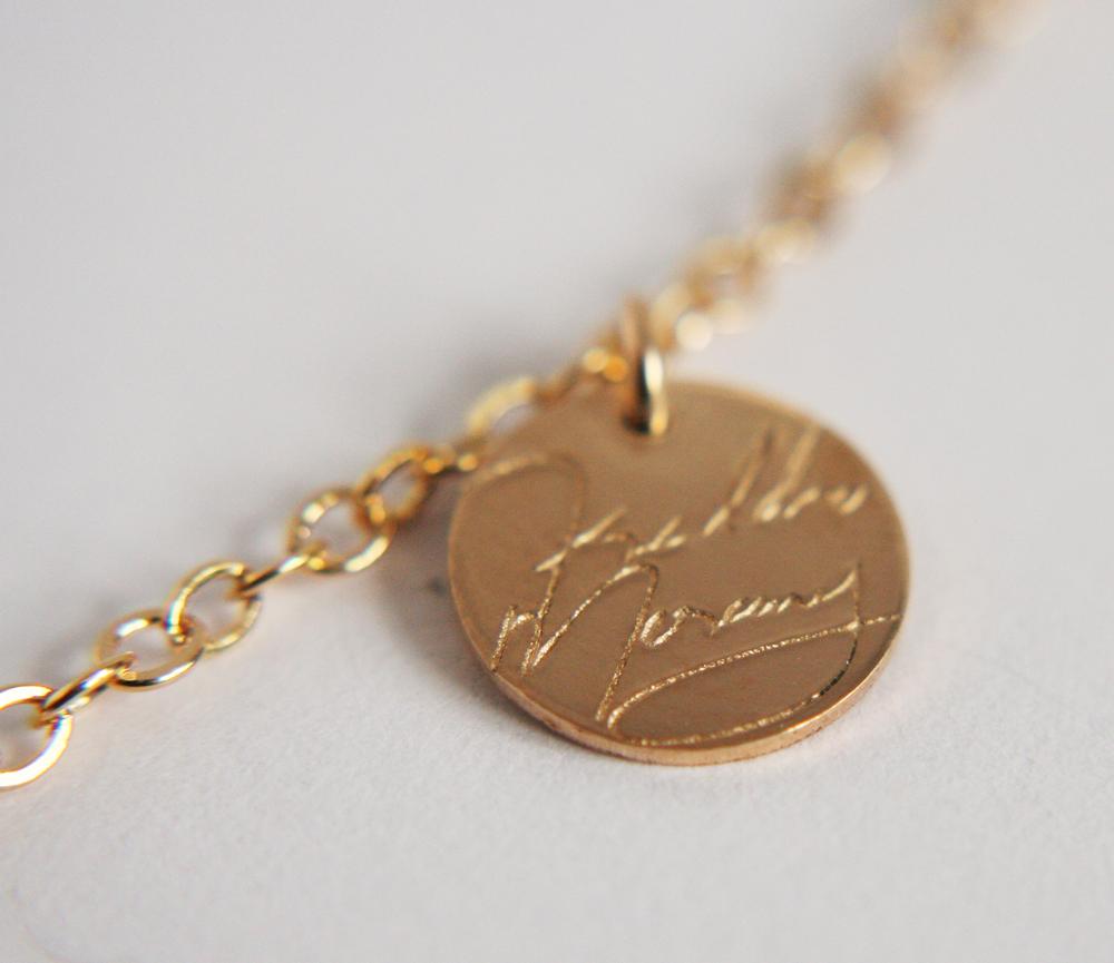 14k Gold Bracelet Extender